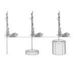 Схема струйной цементации